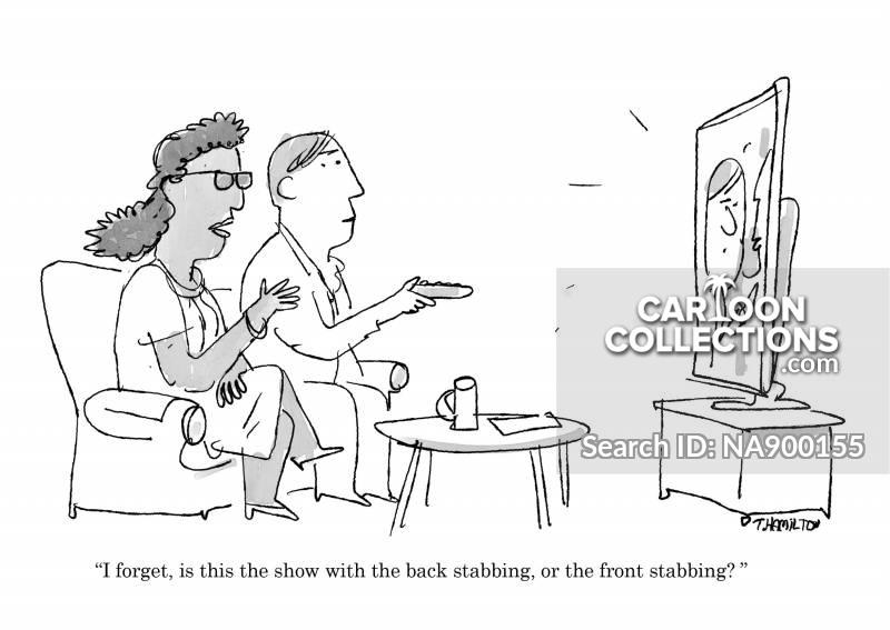 drama shows cartoon