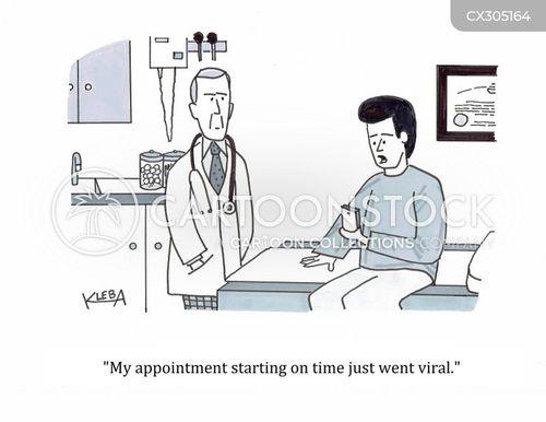 viral cartoon