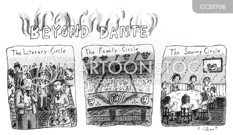Classical Literature cartoon