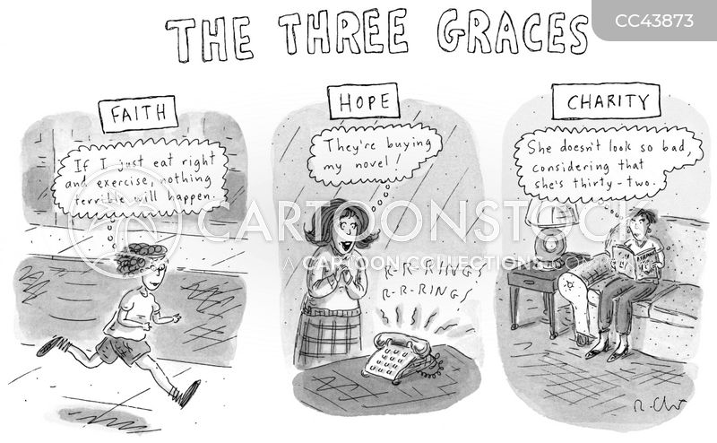 graces cartoon