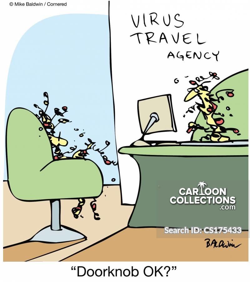 virii cartoon