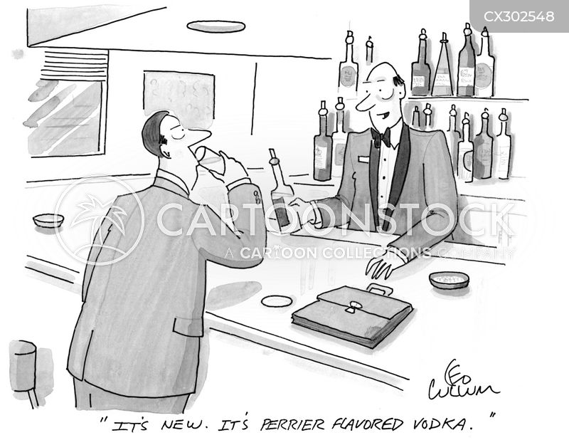 vodkas cartoon
