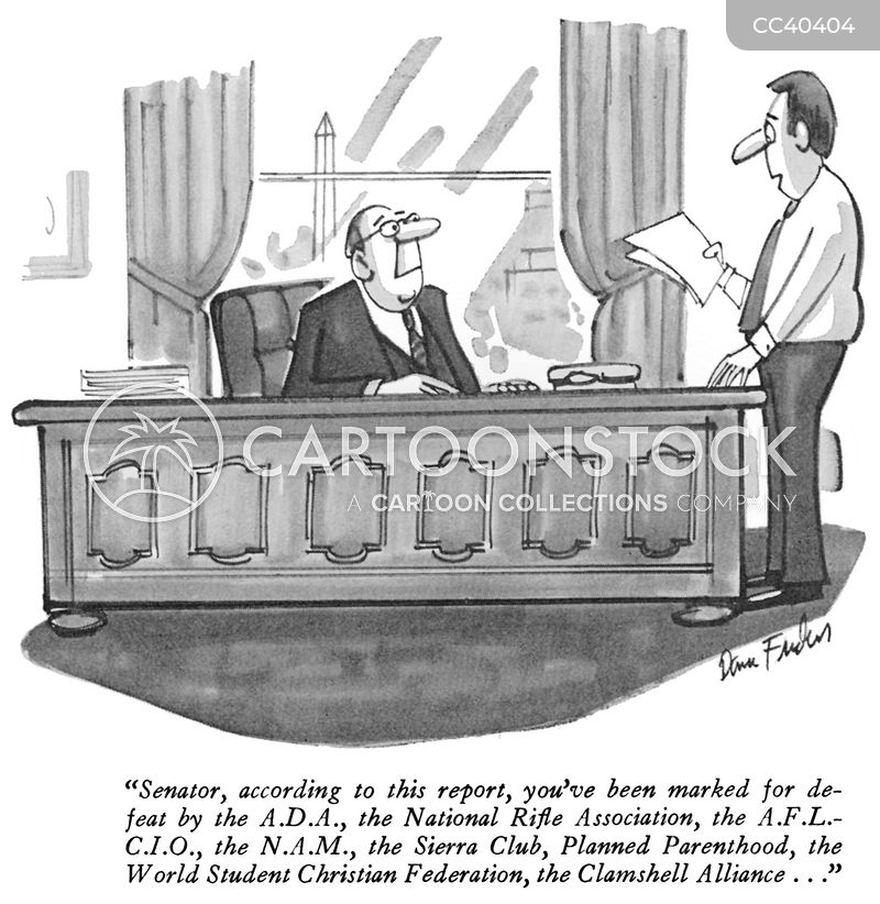 nonprofit cartoon