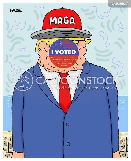 voted cartoon