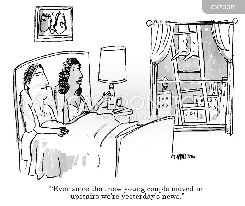 voyeurism cartoon