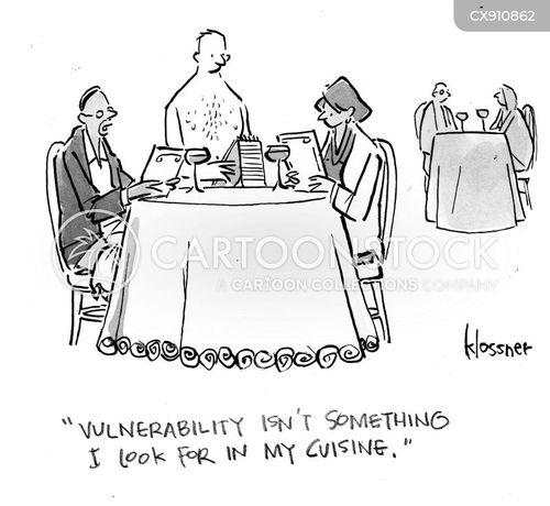 vulnerability cartoon