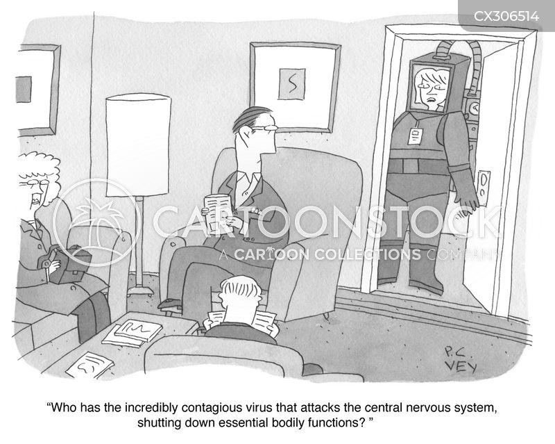 epidemiology cartoon