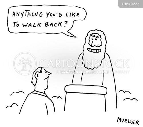 taking back cartoon