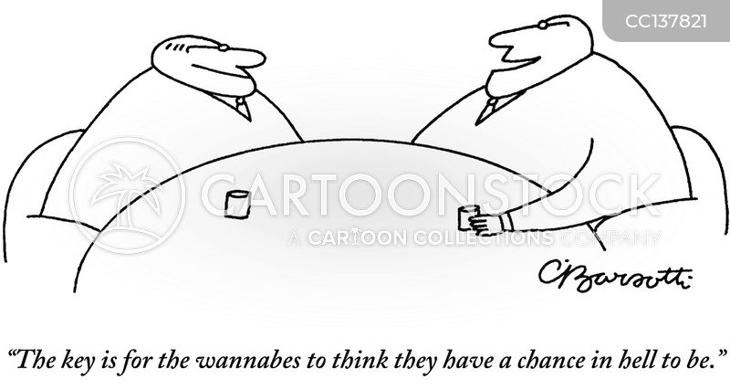 chances cartoon