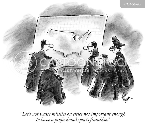 us map cartoon