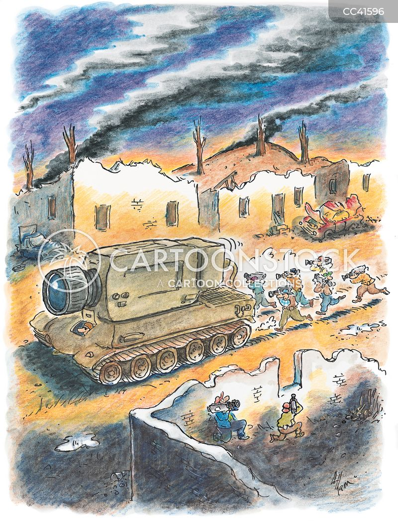 tanks cartoon