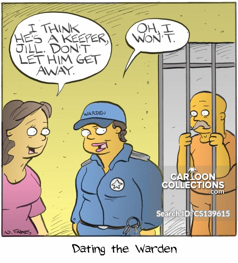 In Lockup cartoon