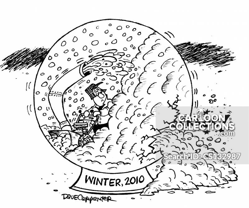 winter 2010 cartoon