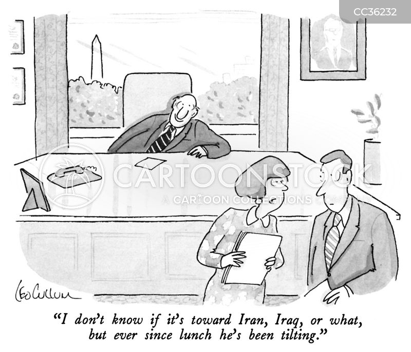 interventionist cartoon