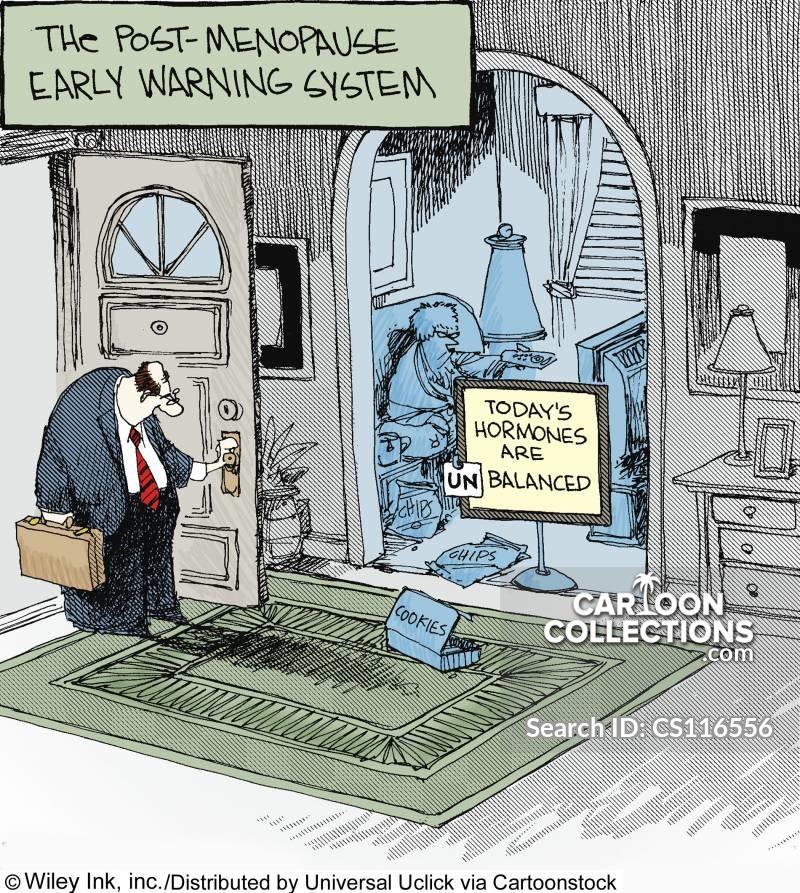 warning systems cartoon