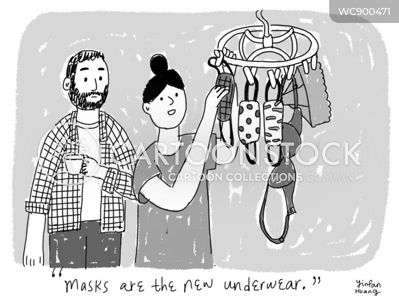 clothing cartoon