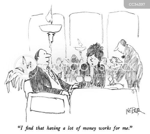 spender cartoon