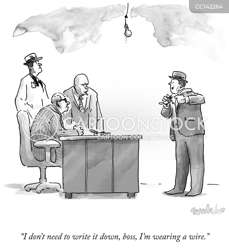 writing a note cartoon