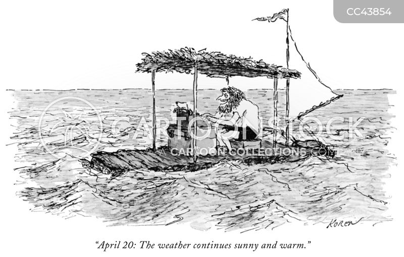 weather predictions cartoon