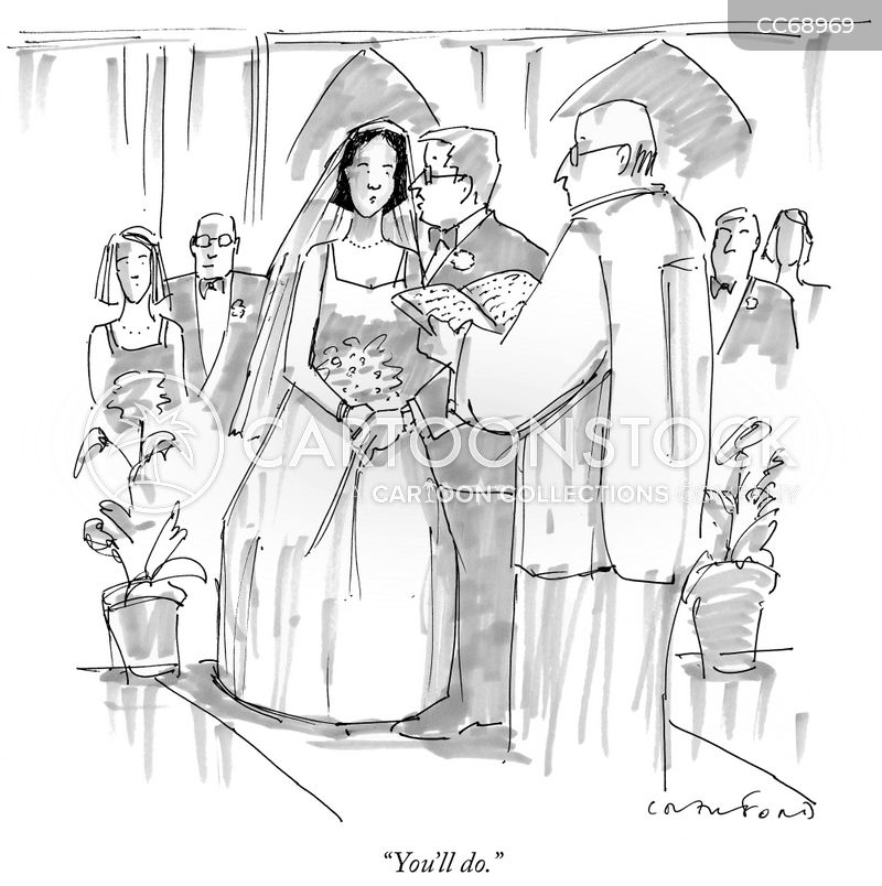 wedding days cartoon