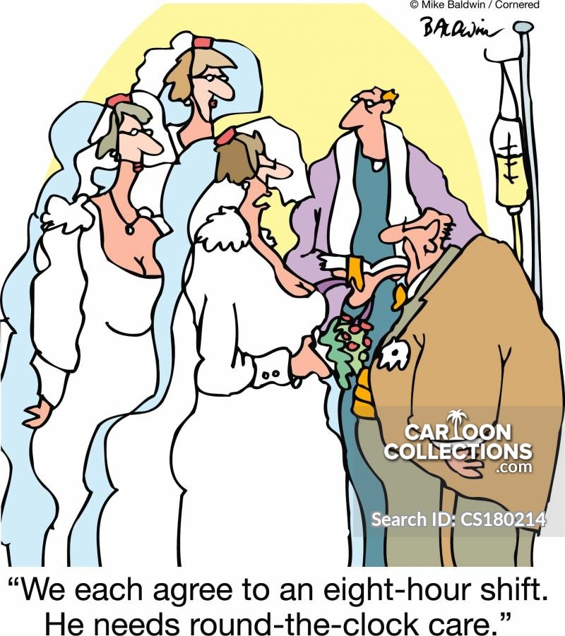 round the clock care cartoon