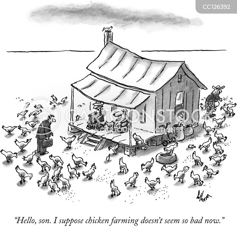 farms cartoon