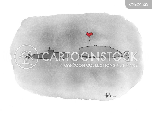 love is blind cartoon