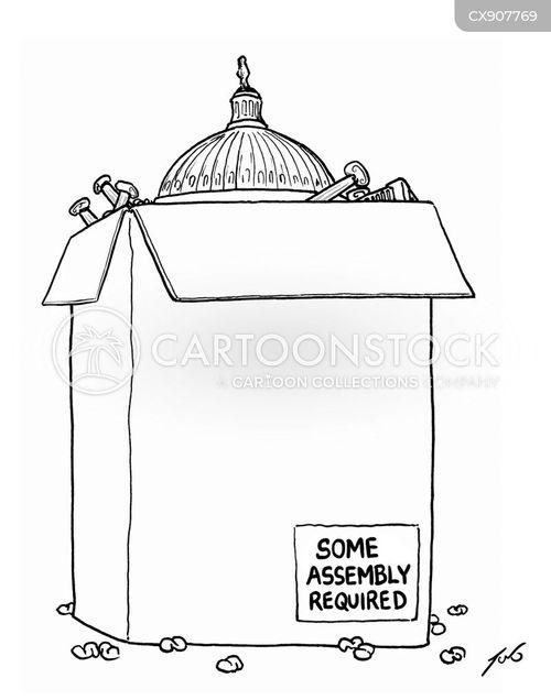 assistance cartoon