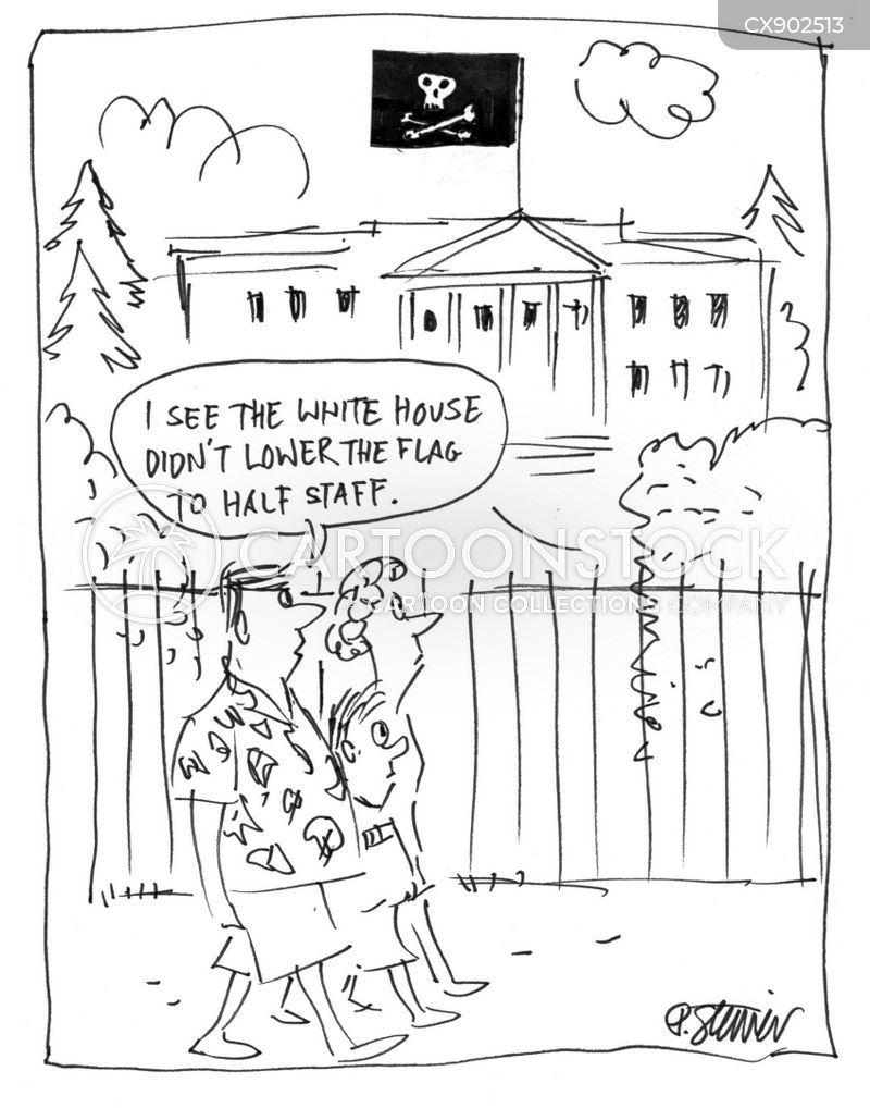 president of america cartoon