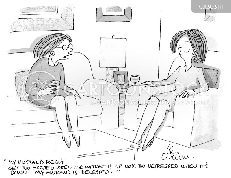 Widow cartoon