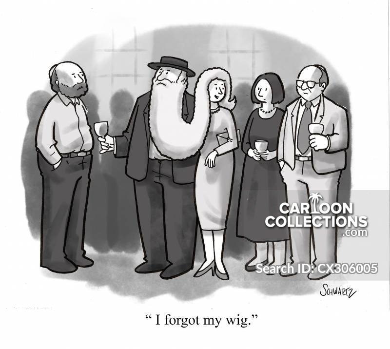 observant cartoon