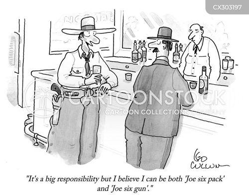 classist cartoon