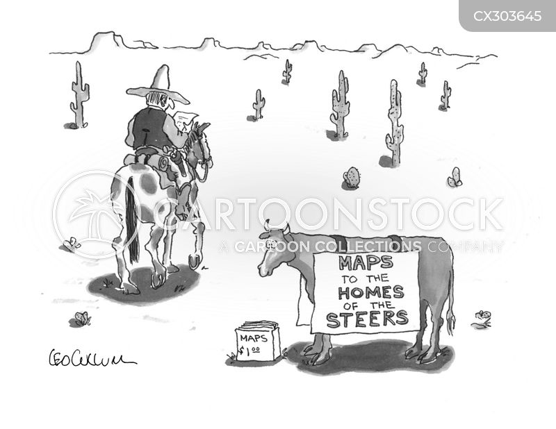rancher cartoon
