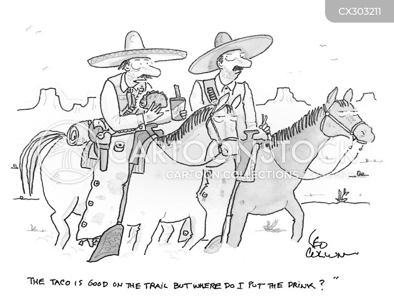 trails cartoon
