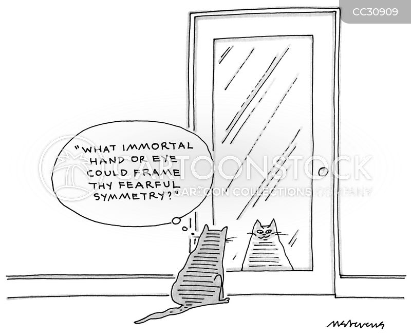 feline cartoon