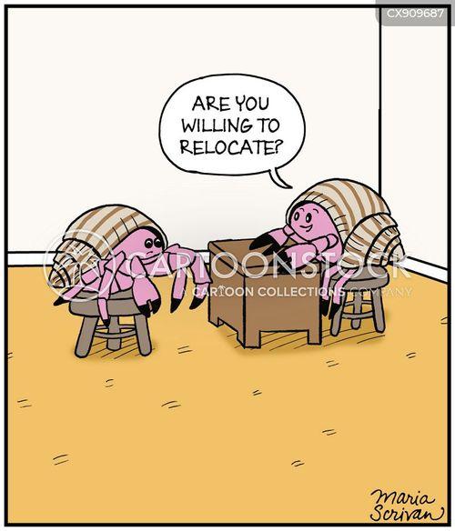recruitment officer cartoon