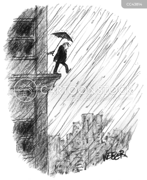 low mental health cartoon