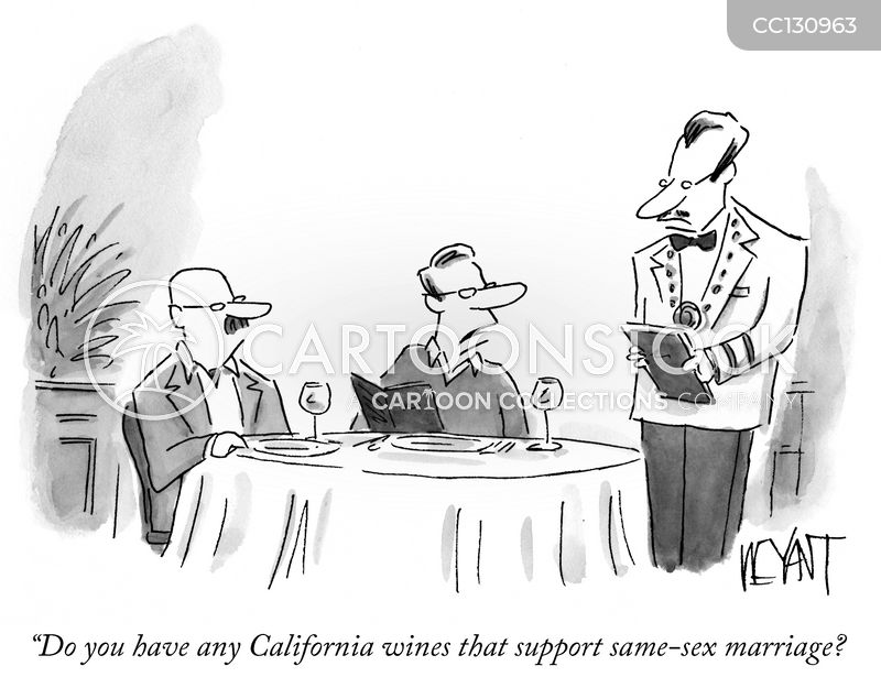 Proposition 8 cartoon