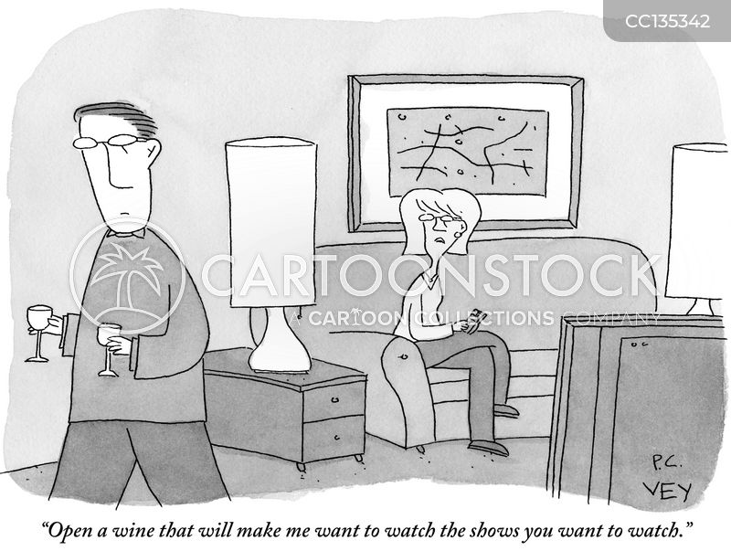 Wine Bottle cartoon
