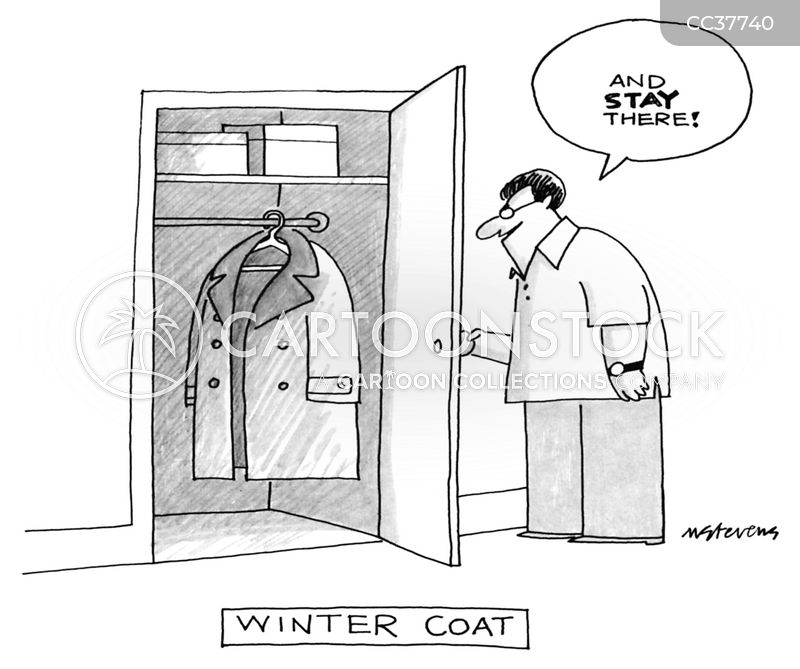 coats cartoon