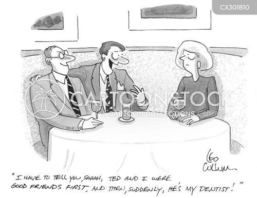 coincidence cartoon