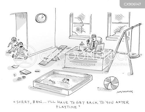 playparks cartoon