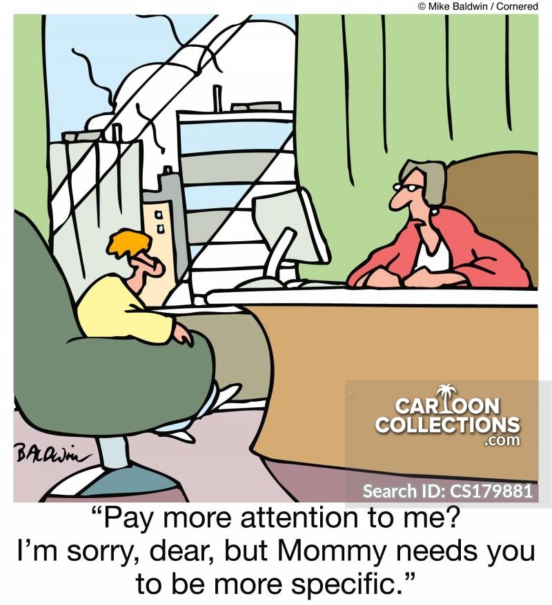 Career Mom Cartoons And Comics Funny Pictures From Cartoon Collections