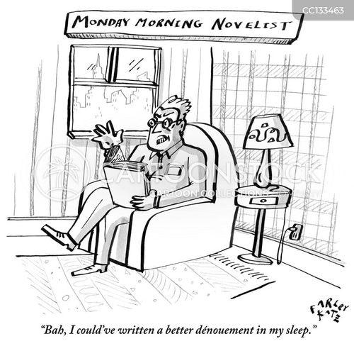 criticize cartoon