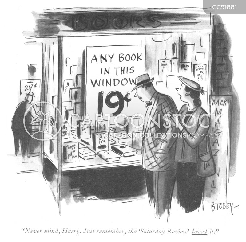bookworms cartoon