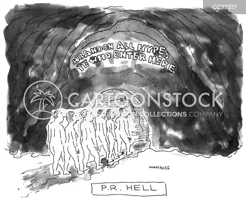 Private Hells cartoon