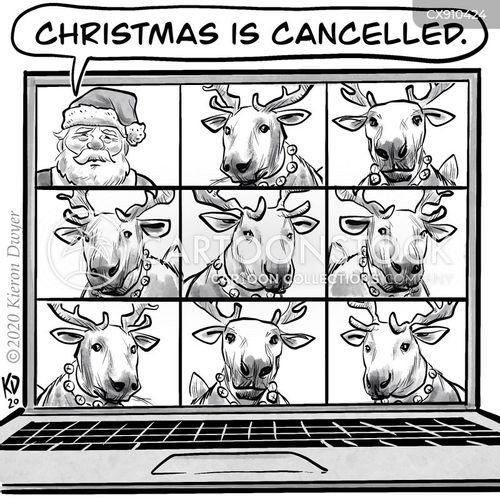 cancellation cartoon