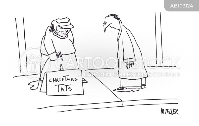 tat cartoon