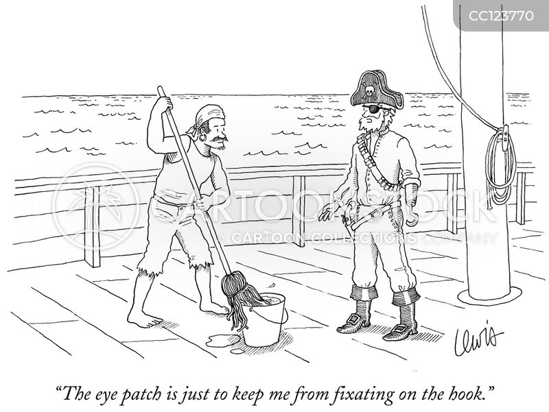 hook cartoon
