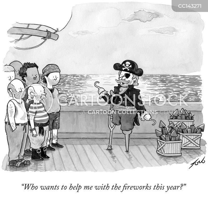 pirates cartoon